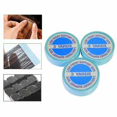 300CM/Roll Toupee Glue Wig Double-sided Adhesive Hairpiece Hair Extension Tapes