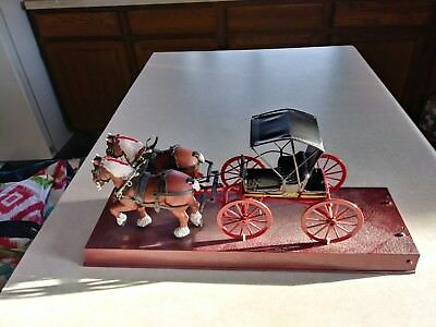 John Deere Horse Drawn Buggie Collectable