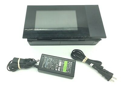 "SONY S-FRAME DIGITAL PHOTO PRINTER & FRAME 7"" ~ DPP-F700 - Priced To Sell DEAL!"