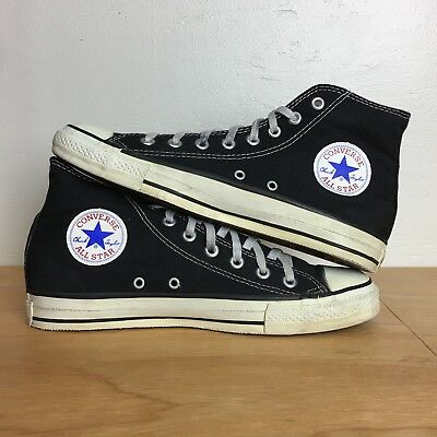 Vintage Converse Chuck Taylor Made In USA Mens US 8.5