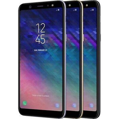 Samsung Galaxy A6+/A6 Plus A605 Android Smartphone Handy LTE/4G ohne Vertrag