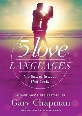 The 5 Love Languages Audio CD: The Secret to Love That Lasts by Chapman, Gary