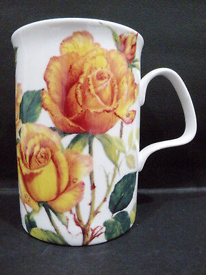 "Roy Kirkham Mug - English Rose vgc (4 1/8""x 2 7/8"")"