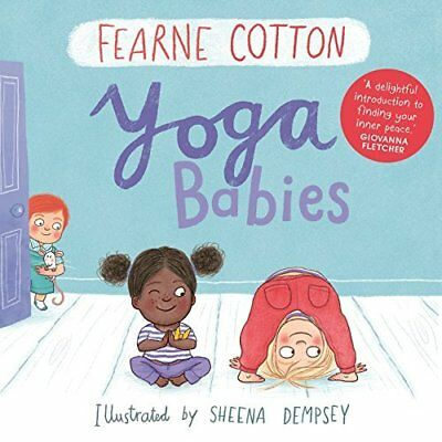 Yoga Babies by Fearne Cotton New Paperback Book