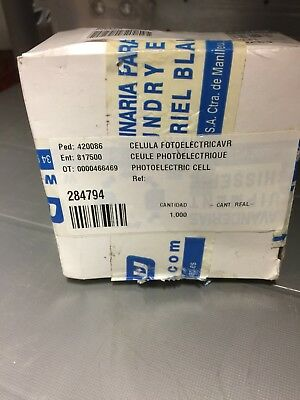 Continental Girbau PART NUMBER 284794 PHOTOELECTRIC CELL SENSOR IRONER