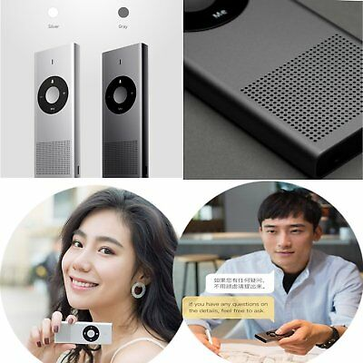 AI Smart Electronic Voice Translator Travel Business Translation For XiaoMi