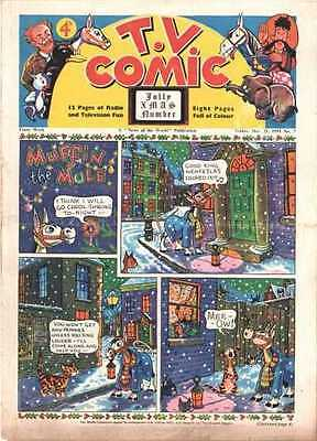 Uk Tv Comic Collection On Dvd. 1951-84 + Annuals + Hol Specials. Over 450 Issues