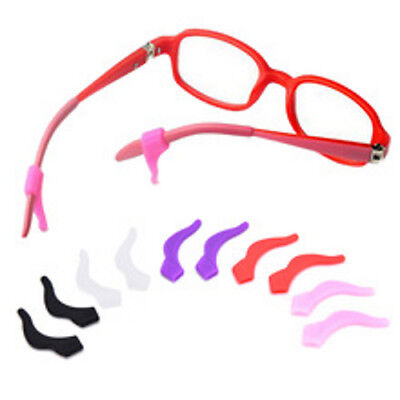 Silicone Temple Glasses Ear Hook- Spectacles Non Slip Ears Grip Holder Tool