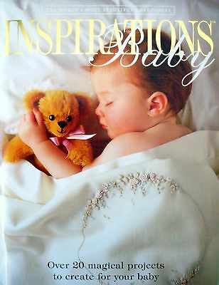 INSPIRATIONS Baby - Over 20 Magical Projects Uncut Patterns still attached - VGC