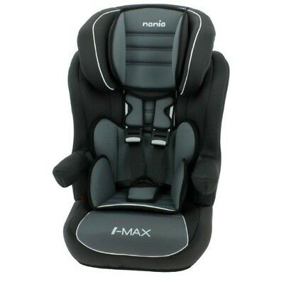 Nania I-Max Group 1/2/3 9 to 36kg Baby Child Car Seat Booster Agora Storm