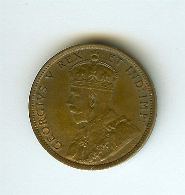 Canada 1911 Large Cent  Gem Uncirculated Br