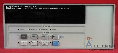 Agilent - Keysight 58503A -001 GPS Time & Frequency Receiver (0892)