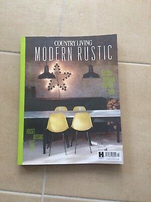 Country Living Modern Rustic Magazine issue 7