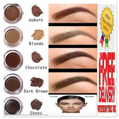 NEW BEAUTY EXPRESS BY ANASTASIA BEVERLY HILLS BRUNETTE Pomade Dipbrow Brow UK