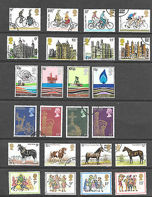 1978 Year Set Of 6 Superb Very Fine Used In Excellent Condition See Hi-Res Scan