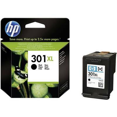 Hp 301XL CH563EE Cartuccia Originale Nero