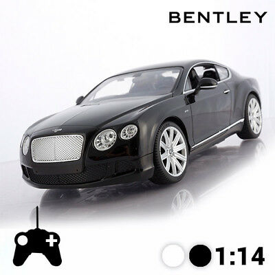 Macchina Telecomandata Bentley Continental GT Colore:Nero  Bentley
