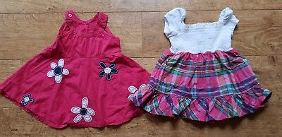 Baby girl dresses 3-6 months (Ralph Lauren, Next)