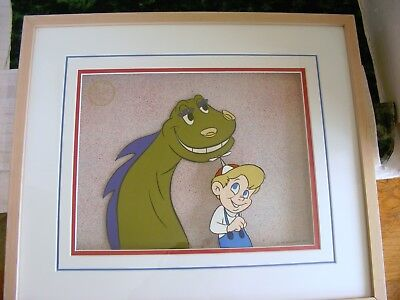 """Beany and Cecil Bob Clampett Production Cel"""" Brotherhood of the Blech"""" SC 32"""