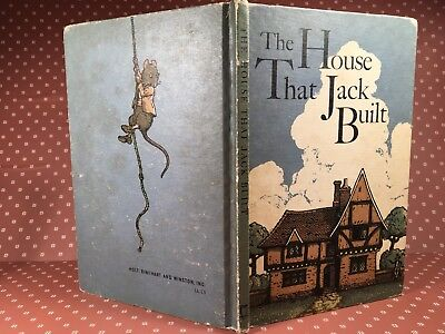 1963 The House That Jack Built, A Little Owl Book
