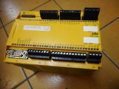 PILZ SAFETY RELAY BASE UNIT -- SERIAL INTERFACE -- PNOZ m0p  -- 773110
