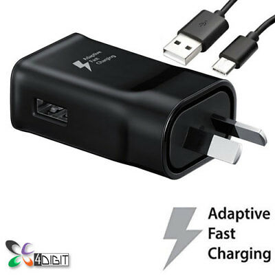 Original Genuine Samsung Galaxy Tab A 8.0 2017 SM-T380 FAST CHARGE WALL CHARGER