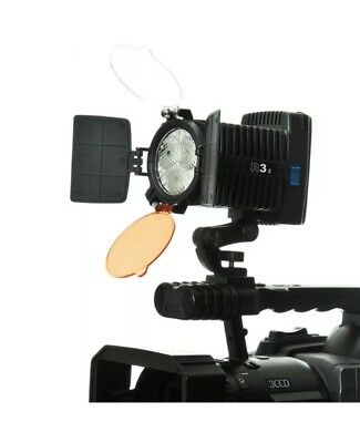 F&V R3 II  LED Photo Video Light Camcorder DV Camera Lighting 700lux 5600K/3200K