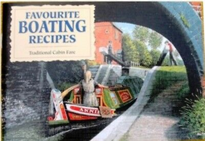 Canal Barge Ware Favourite Boating Recipes Book