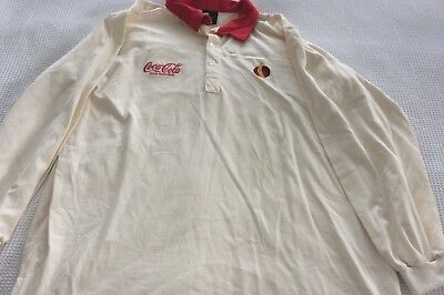 Queensland Bulls Always Coca-Cola Long Sleeve Shirt