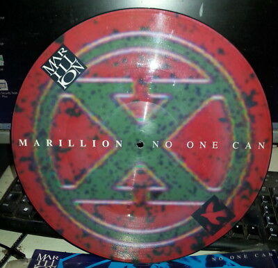 """12""""-Picture Disc-Single-Vinyl: Marillion - No one can"""