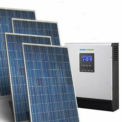 Kit 1 Kw Stand Alone  Solar Kit With Kit 1 Kw Stand Alone