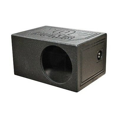 qpower qbomb10vlsingle simple 25.4cm qbomb WOOFER boîte