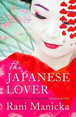 The Japanese Lover by Manicka, Rani Paperback Book The Cheap Fast Free Post