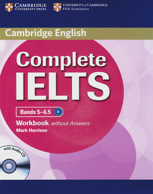 Complete IELTS. Workbook without Answers with Audio CD, Mark Harrison