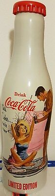 Very nice Coca Cola 60 cm alu bottle from Germany. Never for sale in shops