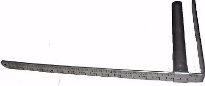 Calipers, S & S X-Ray Products company, Centimeters Inches Chiropractor Medical