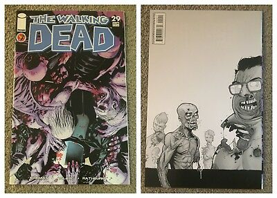 The Walking Dead 7 Issue Comic Book Lot # 29-35