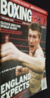 Dec 7Th 2007  Boxing News  Ricky Hatton V Floyd Mayweather Preview