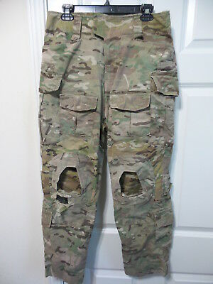 CRYE PRECISION G3 ARMY 75th RANGER OCP MULTICAM COMBAT PANTS TROUSERS 34 SHORT