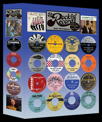 Now Available! Osborne's 2018/2019 Rockin' Records Reference Book & Price Guide