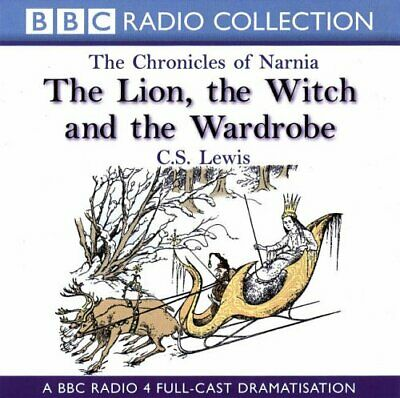 The Chronicles Of Narnia: The Lion, The Witch And The... by Lewis, C.S. CD-Audio