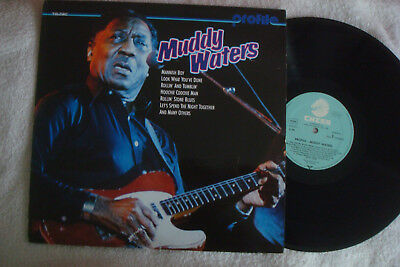 Muddy Waters - Profile - Chess -  Lp