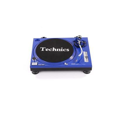 Technics SL 1210 MK2 MKII Turntable Plattenspieler BLUE Edition