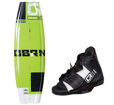 System und Cluth US 8-11 Wakeboard Set Obrien 2017
