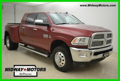 Ram 3500 Laramie 2014 Laramie Used Turbo 6.7L I6 24V Manual 4WD Pickup Truck