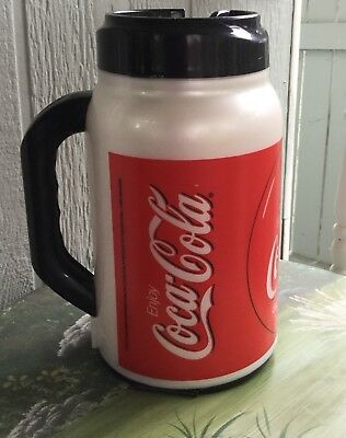 Coca Cola Auto King Insulated Travel Cup 44 Oz