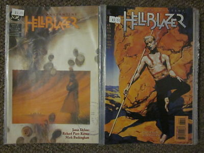 DC Comics/Vertigo-Hellblazer 1st series-50 various issues-Read Once,Bagged,Boxed