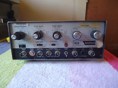 Systron Donner Pulse Generator 100A