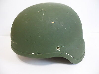 Od Green Ach/mich Army Combat Helmet Shell No Size Tactical Usgi