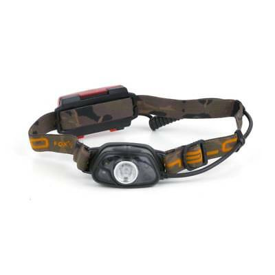FOX Halo Headtorch MS250 Kopflampe by TACKLE-DEALS !!!